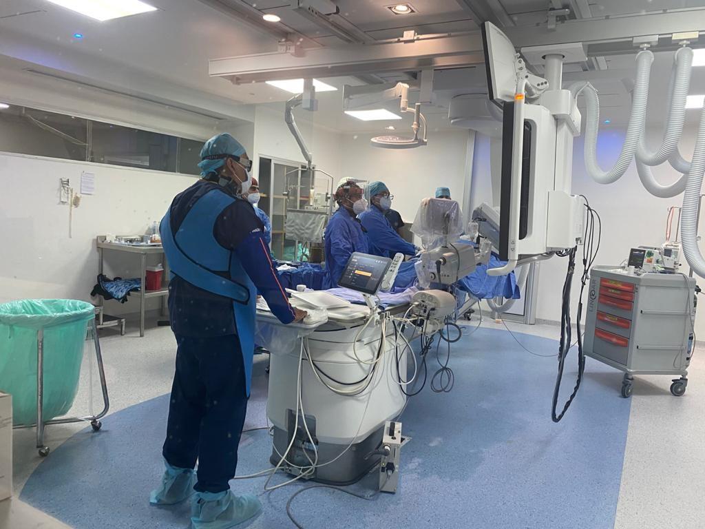 Hospital del IMSS, Covid