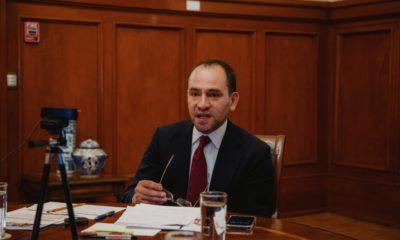 Regaña Herrera a aseguradoras; falta mucho por hacer, dice
