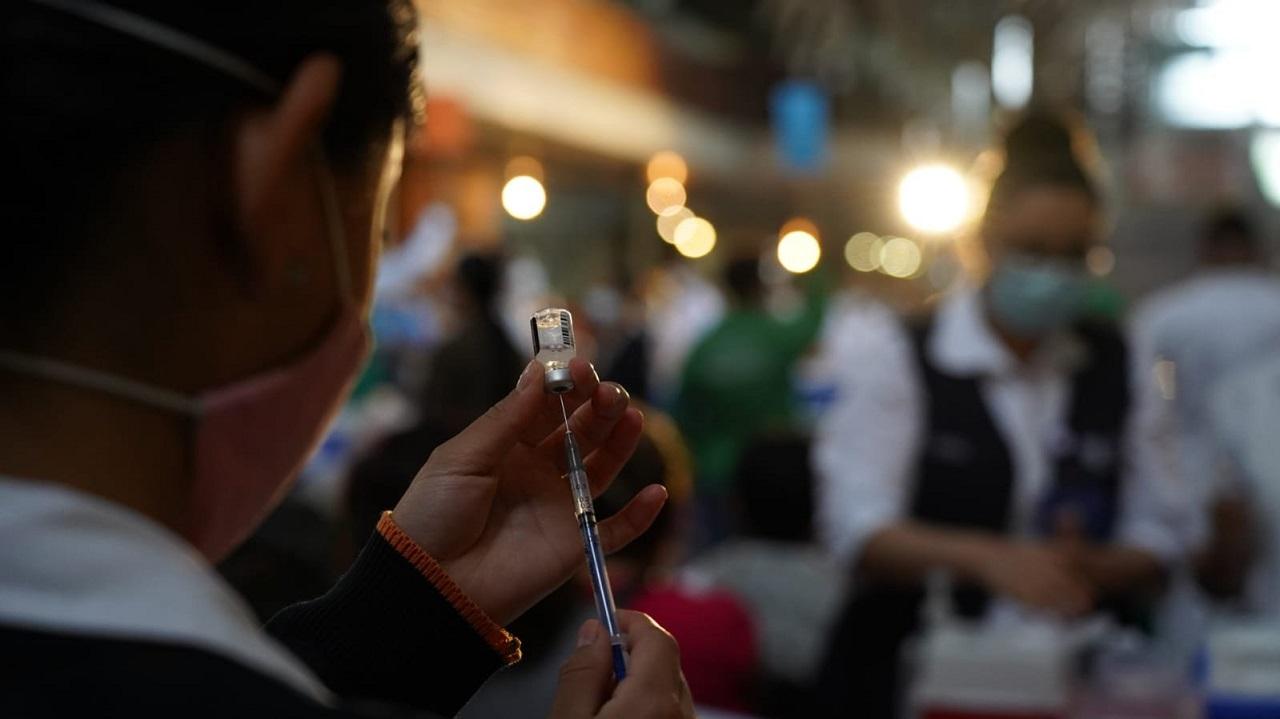 frontera, Vacunación contra Covid-19 / IMSS