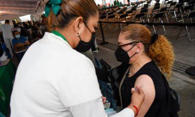 Vacunación contra Covid-19 / Gobierno de CDMX