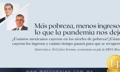 Más pobreza, menos ingreso: lo que la pandemia nos dejó – Entrevista con Carlos Serrano