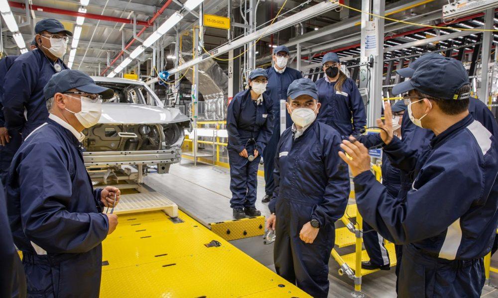 General Motors México / Planta Ramos Arizpe, GM