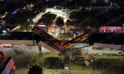 Accidente Línea 12 del Metro
