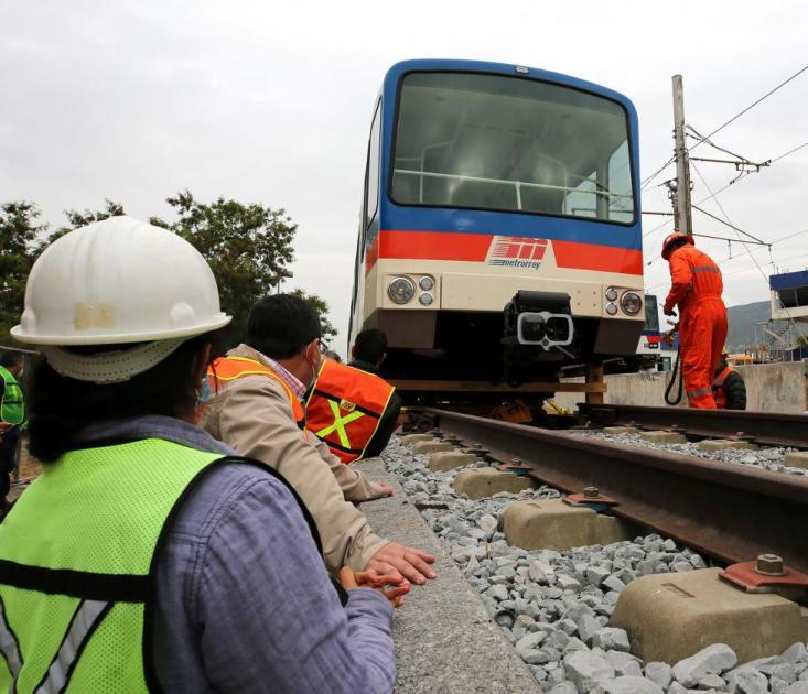 Por si las dudas, Nuevo León y Jalisco refuerzan inspecciones de sus sistemas de metro