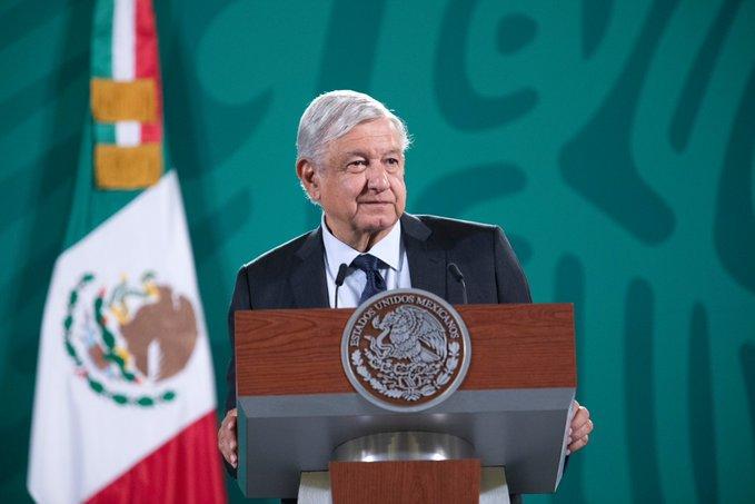 Andrés Manuel López Obrador / Presidencia