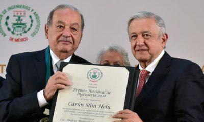 Hay voluntad de Carlos Slim para rehabilitar Línea 12, asegura AMLO