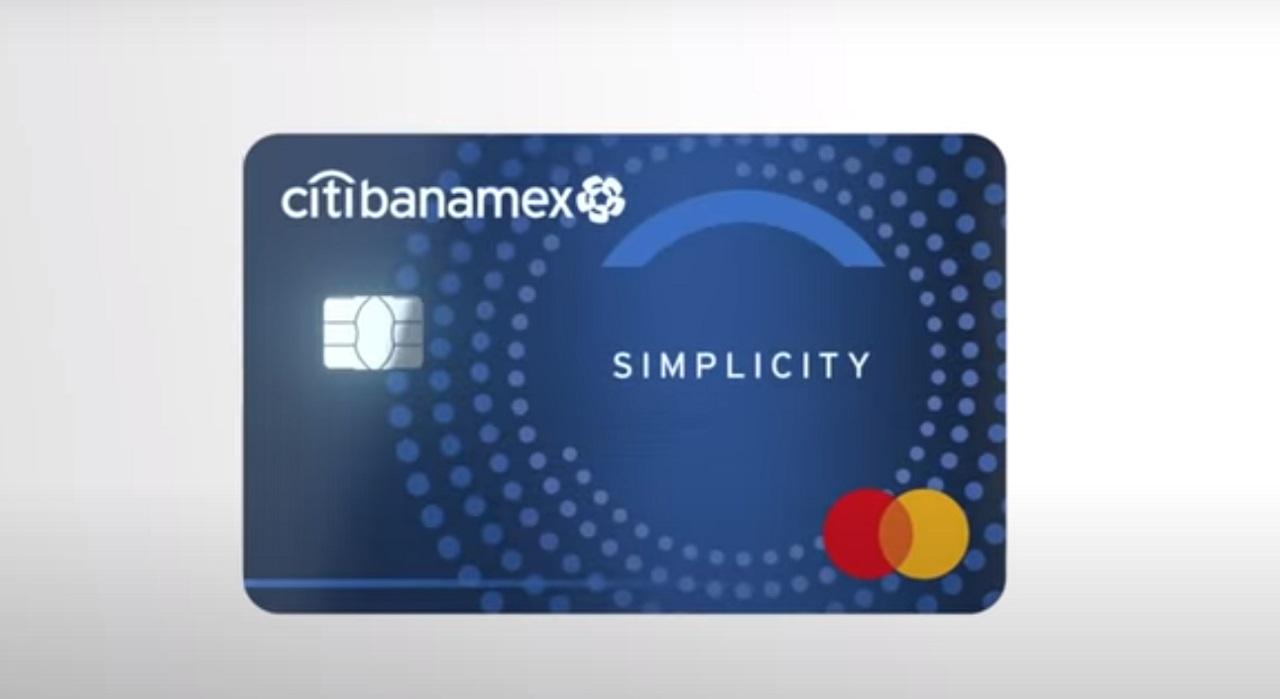 Tarjeta Simplicity de Citibanamex / Tomado de Youtube