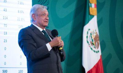 Lo que decidan los ministros, dice AMLO sobre extensión de mandato de Arturo Zaldívar