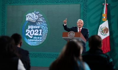 """Reconoce AMLO manotazo a Morena en CDMX; apunta que """"hay que trabajar más"""""""