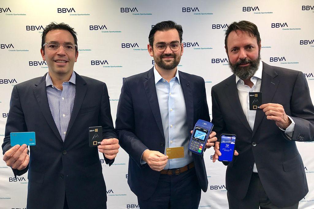 Presentación de nuevas tarjetas BBVA