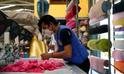 Trabajador de la industria textil / STPS