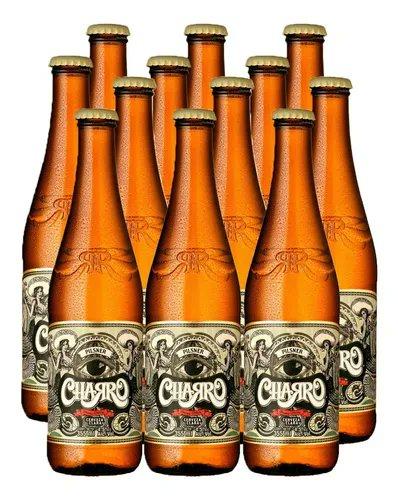 Cerveza mexicana Charro