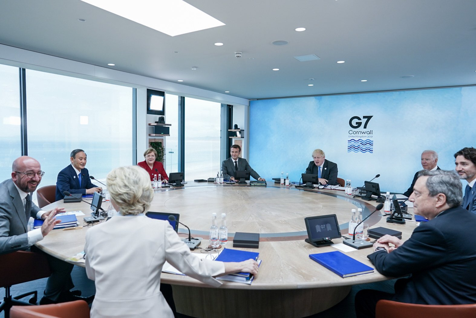 G7 prepara plan para acelerar respuesta a futuras pandemias