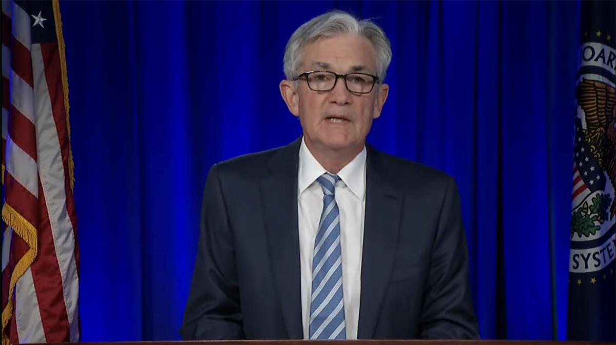 Fed mantiene tasa de interés en ceros; proyecta subirla hasta finales de 2023