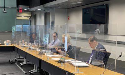 ¿De qué trato la reunión de Arturo Herrera con el Banco Mundial y el FMI?