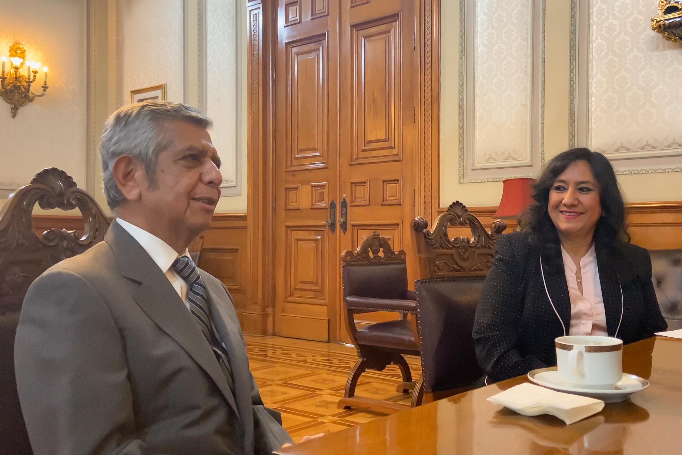 Irma Sandoval sale de la SFP; le dan el puesto al subsecretario Roberto Salcedo