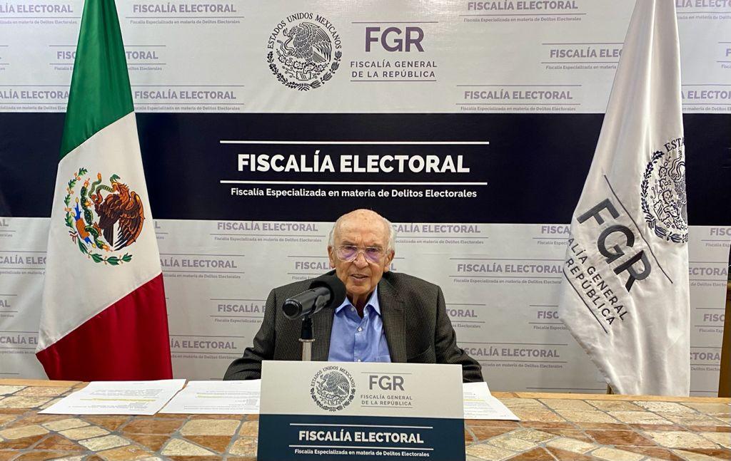 Francisco Ortiz Pinchetti / @FGRMexico