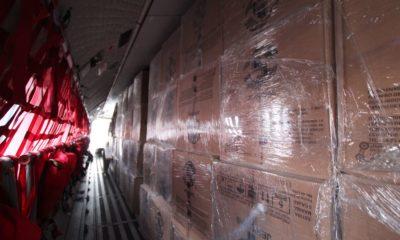 Dona México 400 mil vacunas a Belice, Bolivia y Paraguay