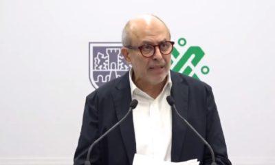 Guillermo Calderón, director del Metro de CDMX