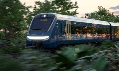 Tren Maya / Bombardier