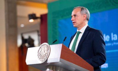 Volverán las conferencias de López-Gatell; serán semanales