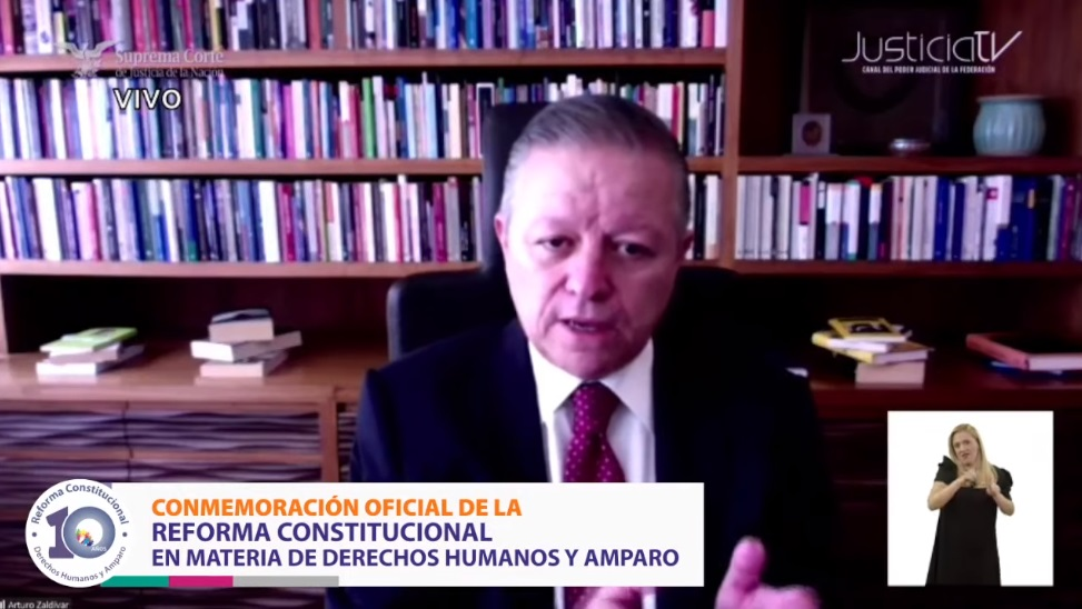 Arturo Zaldívar / SCJN