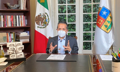 Presenta gobierno de Quintana Roo 10 medidas para reducir contagios de COVID