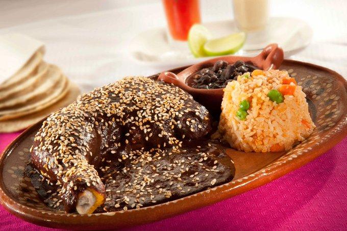 Comida mexicana / Sectur