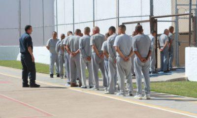Población en cárceles creció 6.2% en 2020; presupuesto para penales bajó