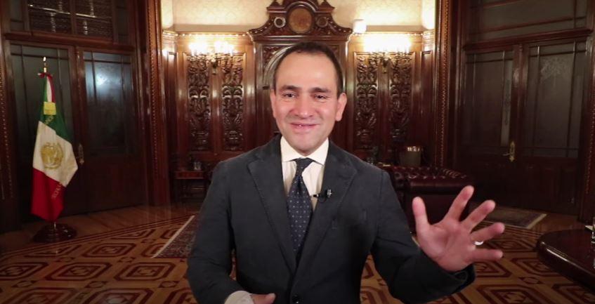 Herrera se despide de Hacienda; Ramírez de la O toma las riendas el 16 de julio