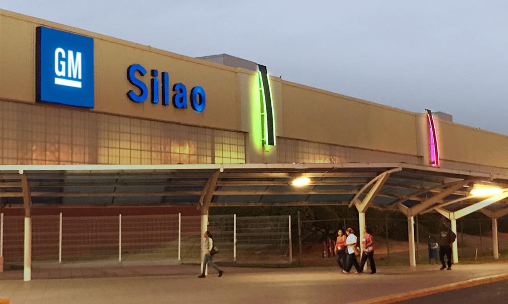 General Motors, planta Silao / @GeneralMotorsMx