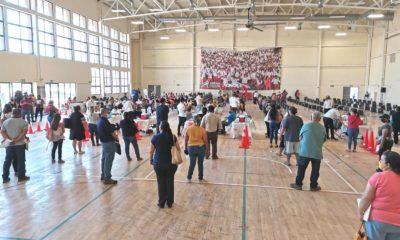Hoy termina vacunación de mayores de 18 en franja fronteriza de Sonora