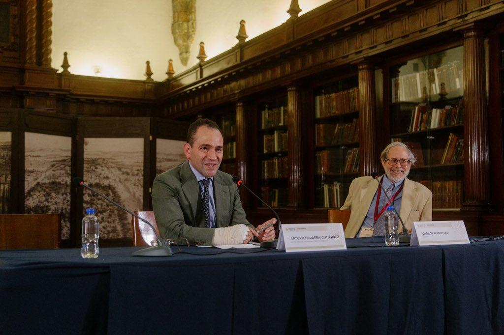 Arturo Herrera Gutiérrez / Bicentenario de SHCP