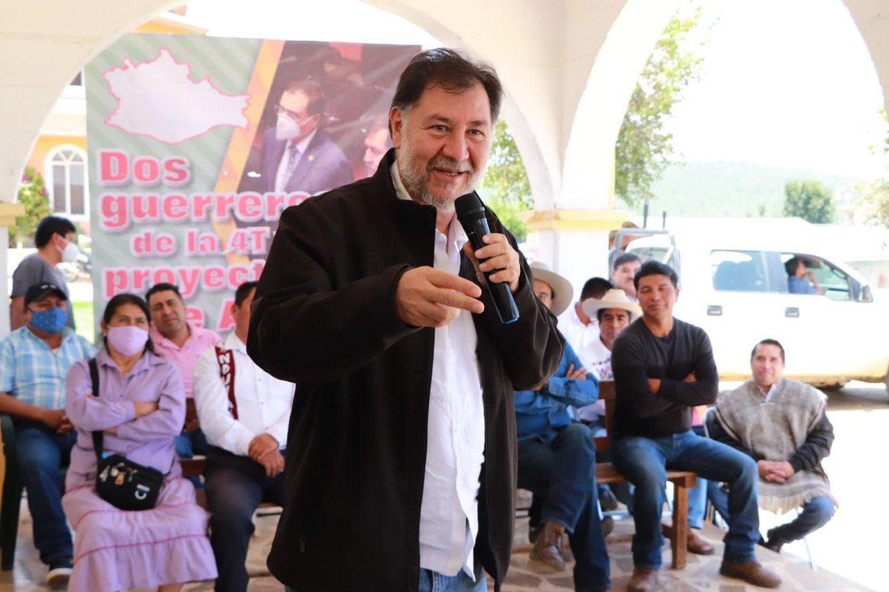 Gerardo Fernández Noroña / @BenjaminRoblesM