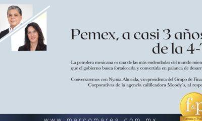Pemex, a casi 3 años de la 4T – Entrevista con Nymia Almeida