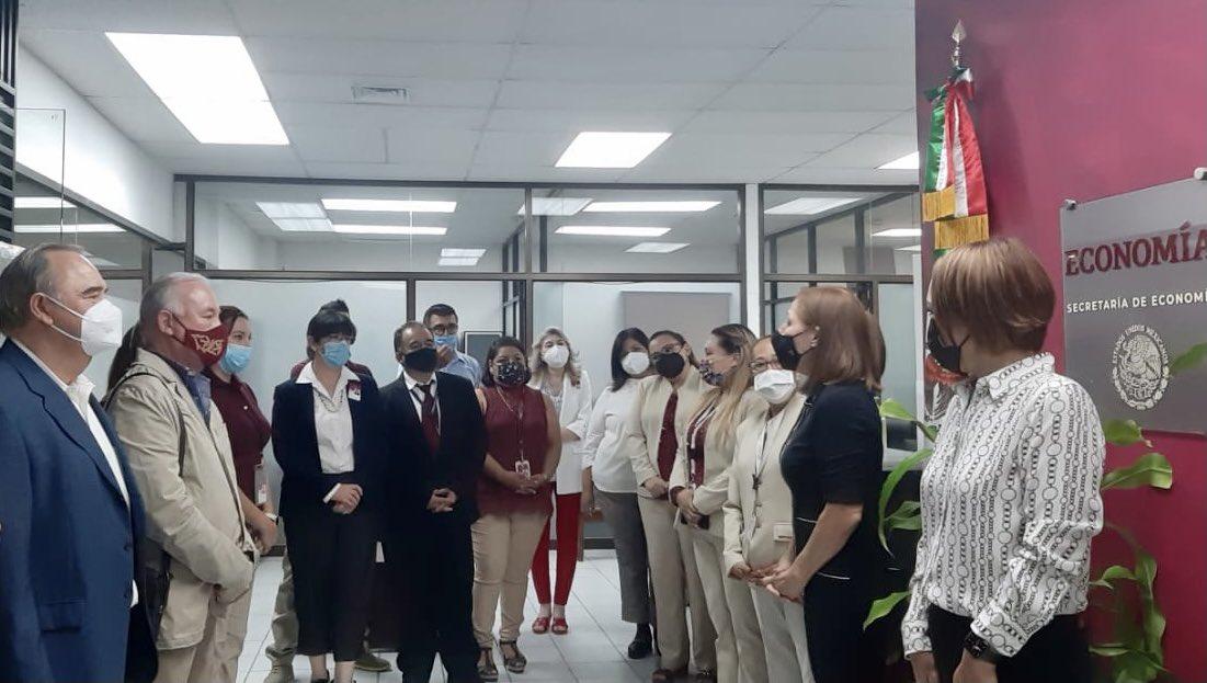 Reapertura de las oficinas de representación de la Secretaría de Economía / @SE_mx