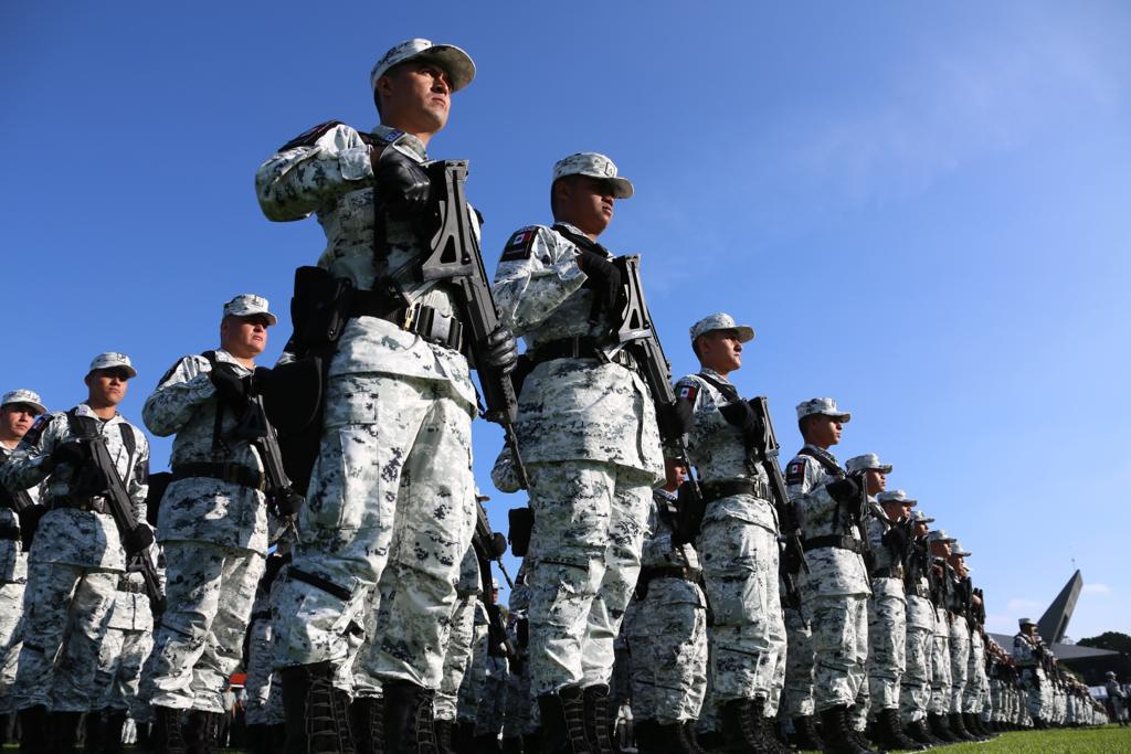 Dará gobierno otros 50 mil mdp a Guardia Nacional