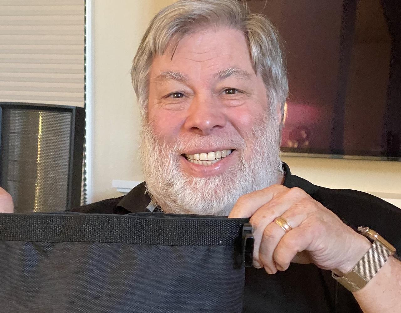 Steve Wozniak / @stevewoz