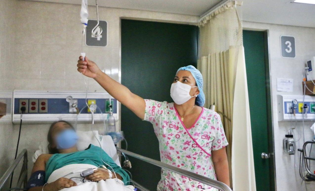 Atención hospitalaria / IMSS