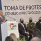 Gobernador de SLP toma protesta como al Consejo Directivo de la UUZI