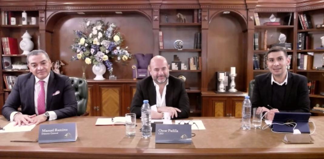 Conferencia de J García López