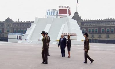 Conmemoración de los 500 años de la conquista de México-Tenochtitlán