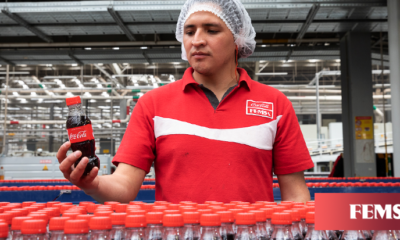 Coca Cola FEMSA / https://twitter.com/FEMSA