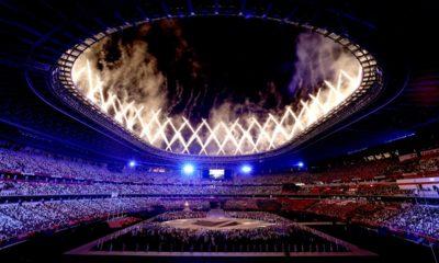 Estadio Olímpico de Tokio 2020 / @Tokyo2020es