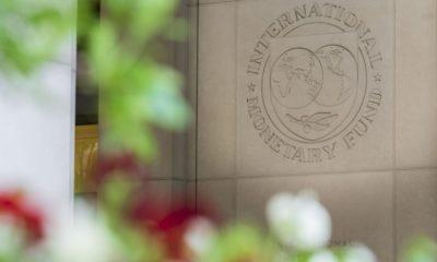 Fachada del FMI / @FMInoticias