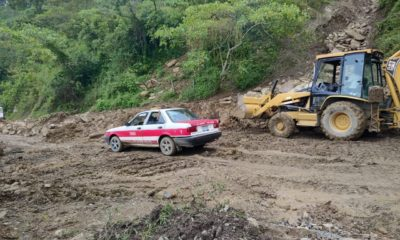 Daños del huracán Grace en Veracruz / @CuitlahuacGJ