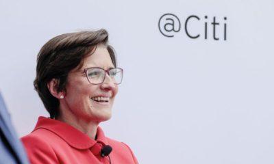 Jane Fraser / directora de Citigroup