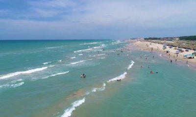 Playas de Tamaulipas / @gobtam
