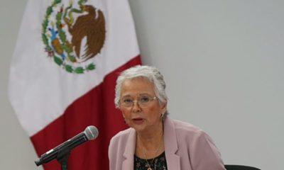 Olga Sánchez Cordero / Segob