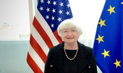 Janet Yellen / @SecYellen